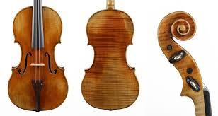Violin 樂器訂購版面